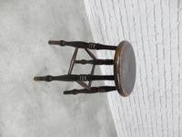 19th Century Tavern / Kitchen Stool (7 of 7)