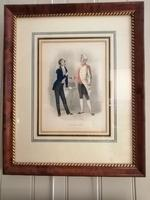 Set of Four Fine Prints by Joseph Couts - The Tailors Cutting Room (6 of 15)