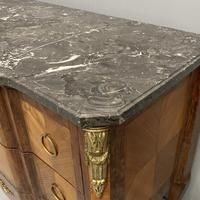 French 19th Century Marble Top Commode (5 of 11)