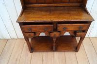 Reproduction Oak Dresser (3 of 9)
