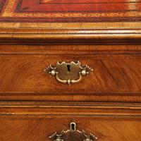 Walnut Pedestal Desk by Waring and Gillow (15 of 18)