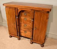 Queen Anne Bachelors Dressing Chest (5 of 12)