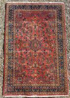 Antique Saroukh Carpet