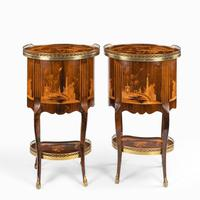 Pair of French Rosewood Occasional Tables (6 of 8)