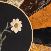 Victorian Walnut & Pietra Dura Table (15 of 16)