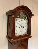 Rocking Ship Longcase Clock (5 of 15)