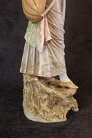 Impressive Large Antique Figure of Young Girl (21 of 28)