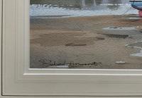 Superb Quality 20th Century Vintage Boats Estuary Seascape Watercolour Painting (10 of 11)