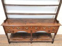 18th Century Welsh Oak Pot Board Dresser (2 of 10)