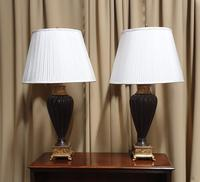 Pair of Urn Shaped Lamps (4 of 8)