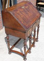 1850s Early Style Walnut Bureau (6 of 7)