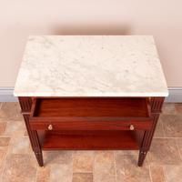 Pair of French Marble Topped Tables (8 of 14)