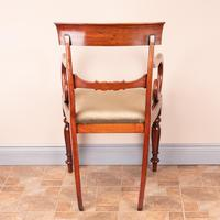 Set of Eight 19th Century Mahogany Dining Chairs (21 of 26)
