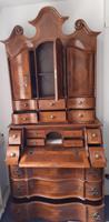 Early 1900's Wood Veneer Bureau (2 of 2)