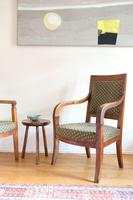 Pair of 19th Century French Walnut Armchairs (3 of 21)