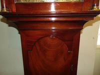 Scottish Georgian Cuban Mahogany Longcase Clock (10 of 10)