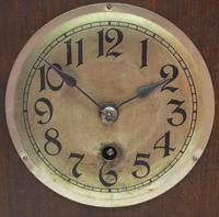 Antique German Mantel Clock Bevelled 4 Glass Mantle Clock by Hac (13 of 13)