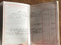 1870 The Gentleman's Pocket Book Almanack (6 of 8)
