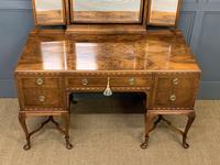 Substantial Burr Walnut Dressing Table (4 of 18)