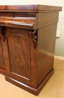 Antique Victorian Mahogany Chiffonier Sideboard Server (6 of 14)