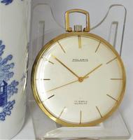 1960s Polaris Pocket Watch