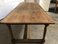 French Farmhouse Table with drawers (10 of 25)
