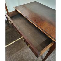 George III Cuban Mahogany Side Table (4 of 7)