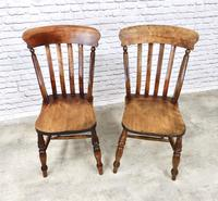 Pair of Windsor Latheback Side Chairs (2 of 5)