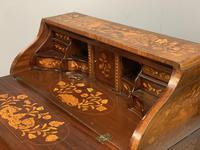 Early 19th Century Dutch Marquetry Bureau (3 of 13)