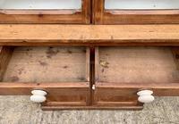 Small Antique Pine Glazed Dresser (7 of 18)