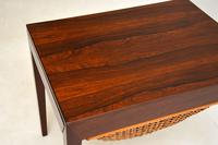 Danish Rosewood Vintage Sewing Table by Severin Hansen (8 of 12)