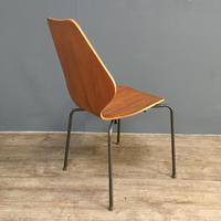 Teak 'City Chairs' by Øyvind Iversen (7 of 13)