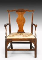 Mid 18th Century Elbow Chair (4 of 7)