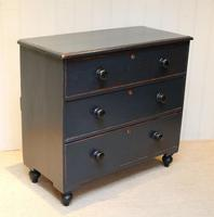Victorian Painted Chest of Drawers (10 of 10)