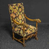 Pair of Throne Chairs (2 of 11)