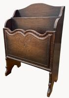 An Oak Magazine Rack by Titchmarsh and Goodwin (4 of 5)