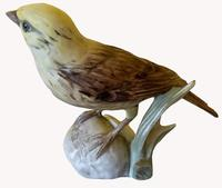 A Porcelain figure of a Yellowhammer by Goebel of Germany (5 of 5)
