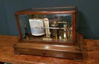 Antique Armstrong of Manchester Oak Barograph (8 of 8)