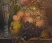 Fine Victorian Still-life Oil Painting (6 of 8)