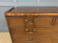 Georgian Mahogany Double Sided Tambour Roll Top Desk (24 of 26)