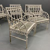 Vintage Garden Chairs & Benches (3 of 10)