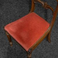 Set of Three William IV Rosewood Chairs (5 of 6)