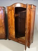 Quite Exceptional Pair of Mid 19th Century North European Wardrobes (3 of 7)