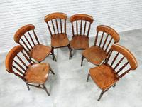 Set of 6 Windsor  Spindleback Kitchen Chairs (3 of 7)