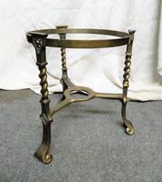 Arts & Crafts Brass Coal Bin (6 of 6)