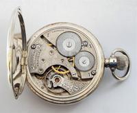 Silver Waltham Pocket Watch 1922 (5 of 5)