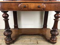 Victorian Mahogany Duchess Dressing Table (5 of 21)