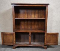 Good Quality Oak Open Bookcase (8 of 11)