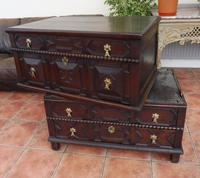 Oak Chest of Drawers (7 of 10)