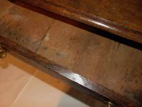 William & Mary Oak Side Table (7 of 9)
